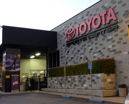 Toyota Sports Center American Sports Entertainment Centers